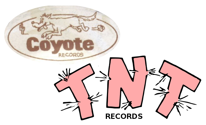 Coyote / TNT logo